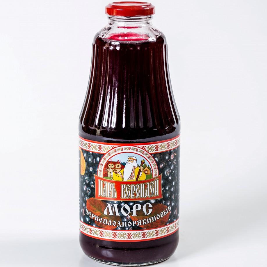 Морс черноплоднорябиновый 1 л