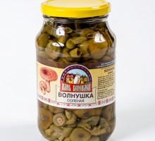 Грибы Волнушки соленые 950 гр.