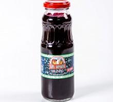 Морс черничный с фруктозой 0,25 л