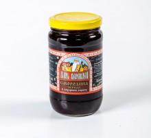 Смородина черная в сахарном сиропе 350 гр.