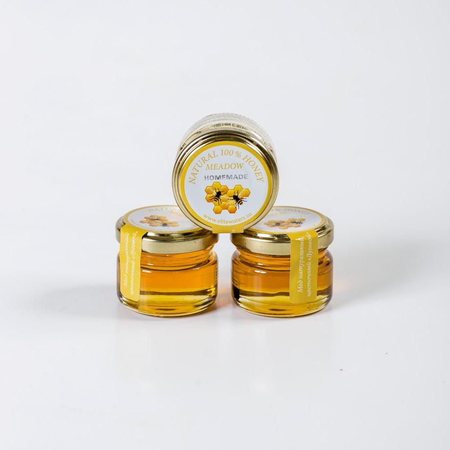Мед натуральный цветочный «HOMEMADE» 30гр.