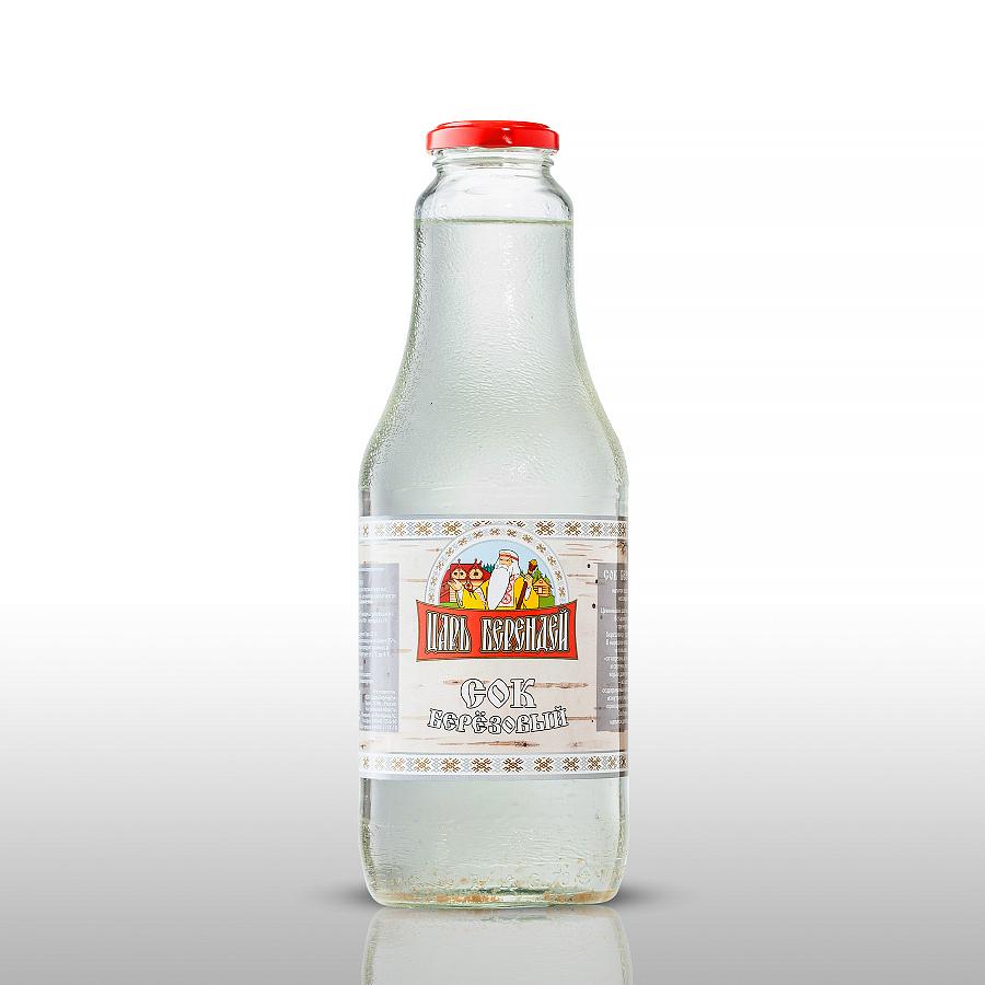 Сок Березовый 1 литр.